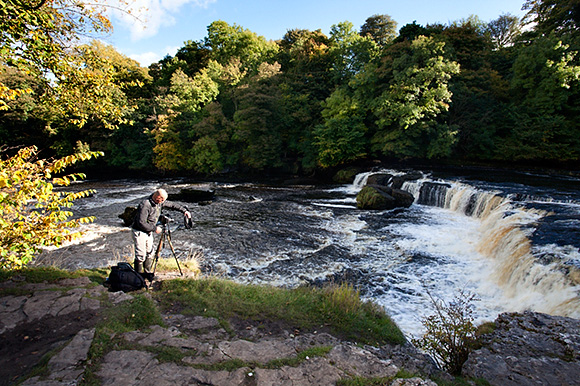 Aysgarth Workshop October 2012
