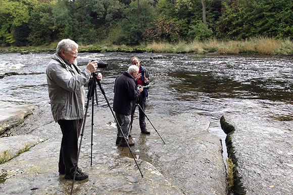 Getting to Grips with Waterfall Photography at Lower Aysgarth Falls