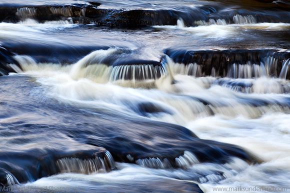 Waterfall in the Clough River Garsdale
