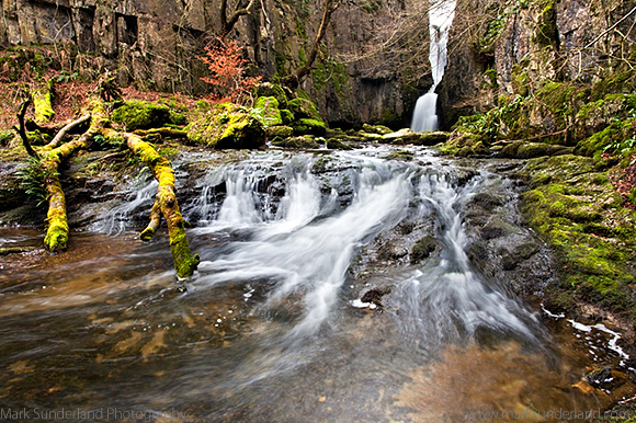 Catrigg Force near Stainforth in Ribblesdale