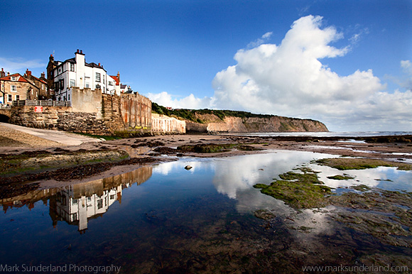 Summer Morning at Robin Hoods Bay