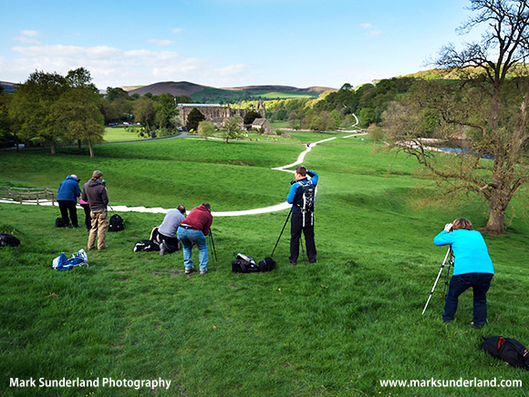 Natural Light Photography Workshop at Bolton Abbey 14 May 2016