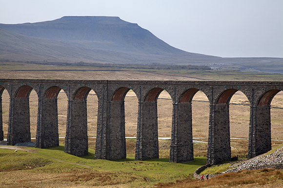 © sam oakes photography Ribblehead viaduct railway