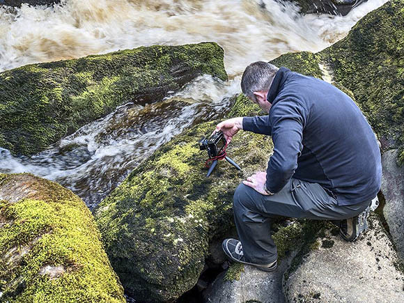 Getting in (Very) Close at The Strid