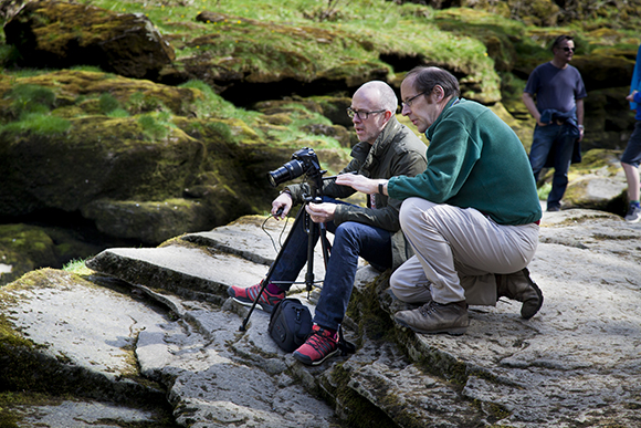 Capturing the fast flowing water at The Strid Bolton Abbey Natural Light Photography Workshop 22 April 2017