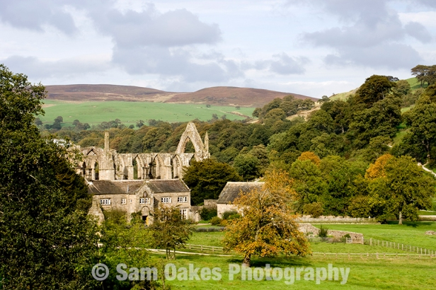 Bolton Abbey, North Yorkshire Dales