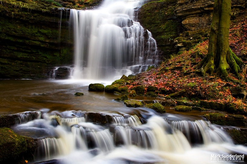 Scaleber Force near Settle, Yorkshire Dales
