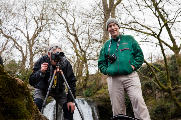Capturing the Woodland at Janets Foss.  © Sam Oakes Photography