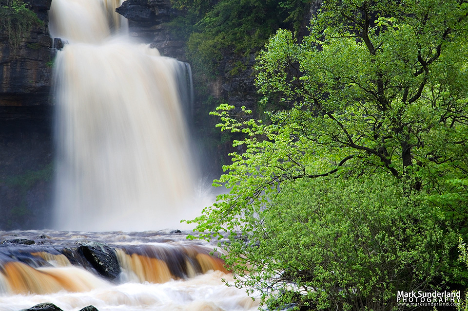 Thornton Force in Full Flow After Heavy Rain