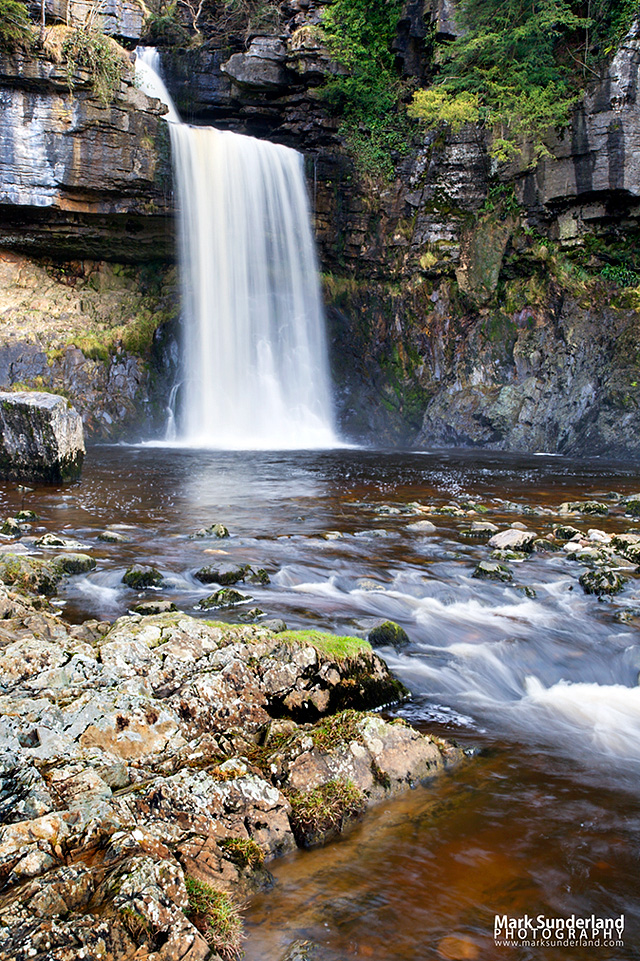 Thornton Force, Ingleton Waterfalls Trail, Yorkshire Dales